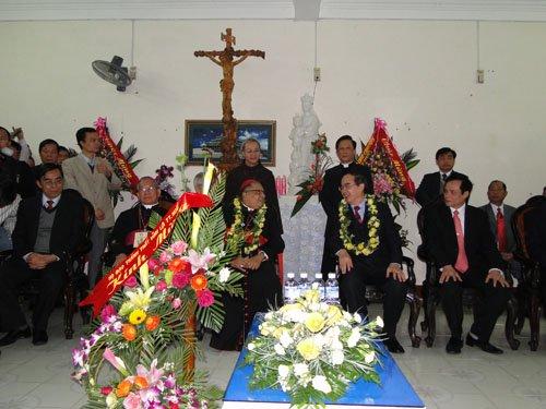 Lễ Bế Mạc Năm Thánh 2010 và Đại Hội La Vang 29 (Chiều 05/01/2011)