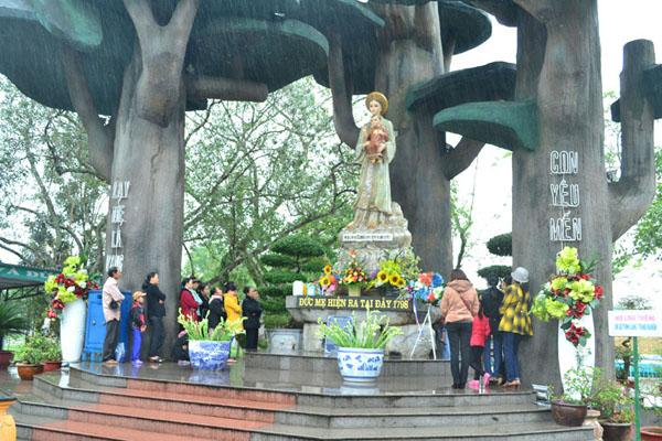 Tường thuật Thánh Lễ Bế Mạc Năm Đức Tin Hạt Quảng Trị tại TTHH Đức Mẹ La Vang