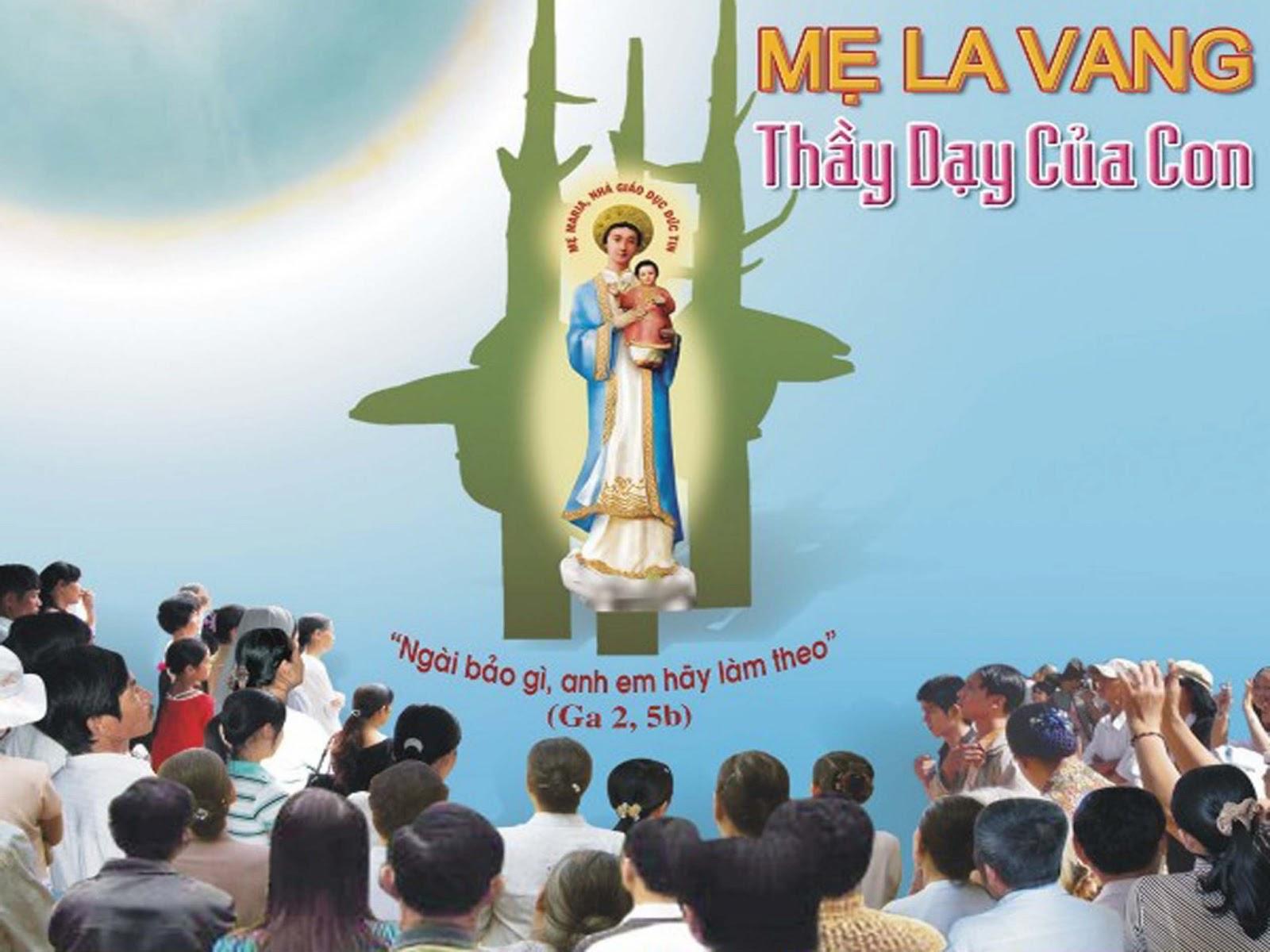 Người ngoại quốc nói về Mẹ Lavang