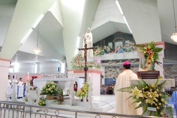 Đức Mẹ Fatima Bình Triệu