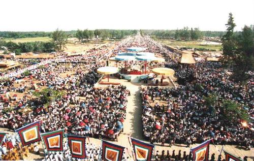 Tam Nhật Đại Lễ Bế Mạc Năm Toàn Xá Và Đại Hội Đức Mẹ La Vang Lần Thứ 25 (13 – 15/08/1999)