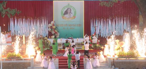Đại hội Đức Mẹ Trà Kiệu 2014