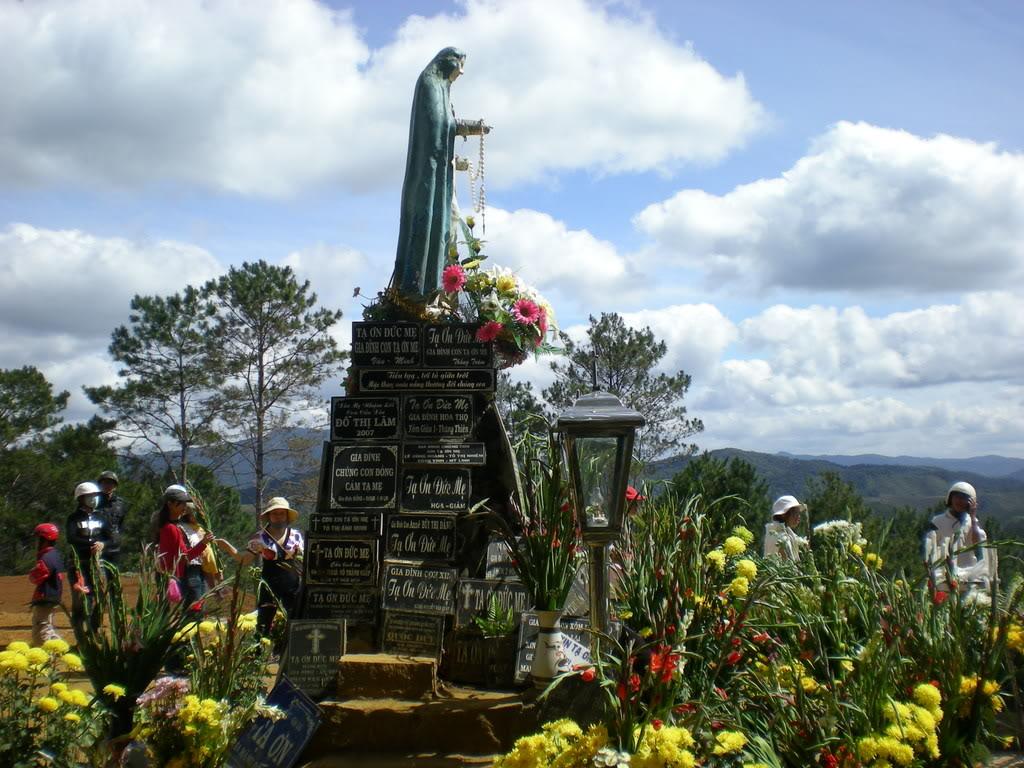 Hành hương Đức Mẹ Măng Đen – Thánh lễ khai mạc 15.9.2014