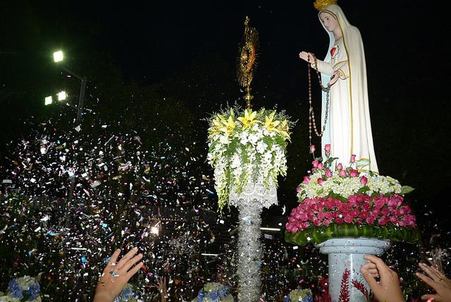 Tường thuật ngày Hành Hương Mẹ Fatima Vĩnh Long