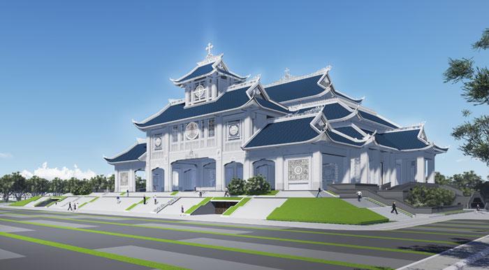 Vương cung thánh đường la vang