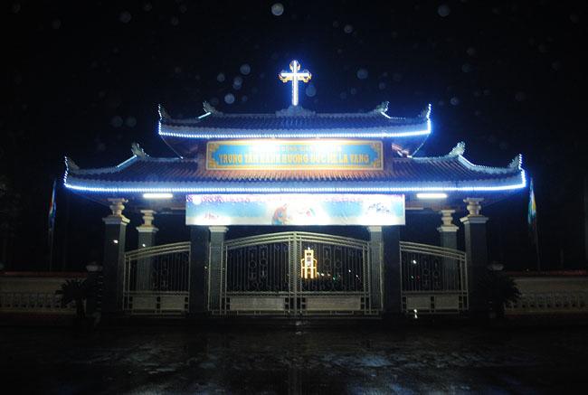 Giang sinh La Vang 052014