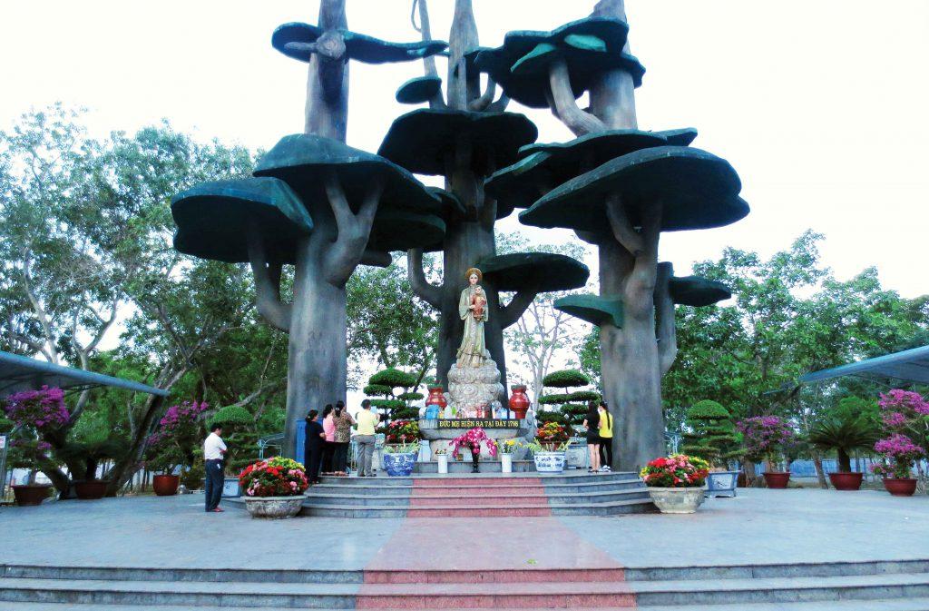 GP Nha Trang: Thư kêu gọi đóng góp xây dựng TTHH Đức Mẹ La Vang