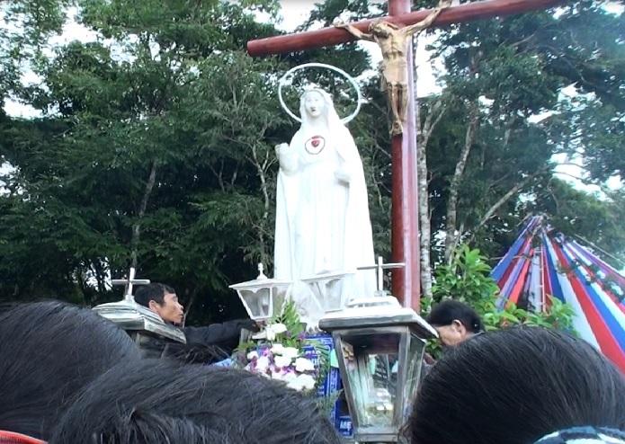 Hồi ký về tượng đài Đức Mẹ Măng Đen
