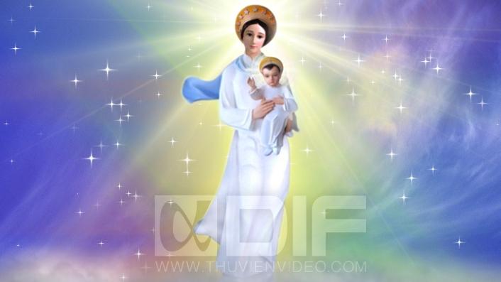 Đức mẹ hiện ra tại La Vang