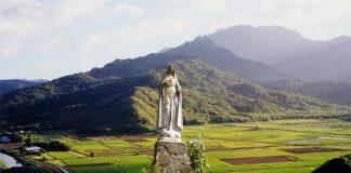 Mẹ Măng Đen Kon Tum