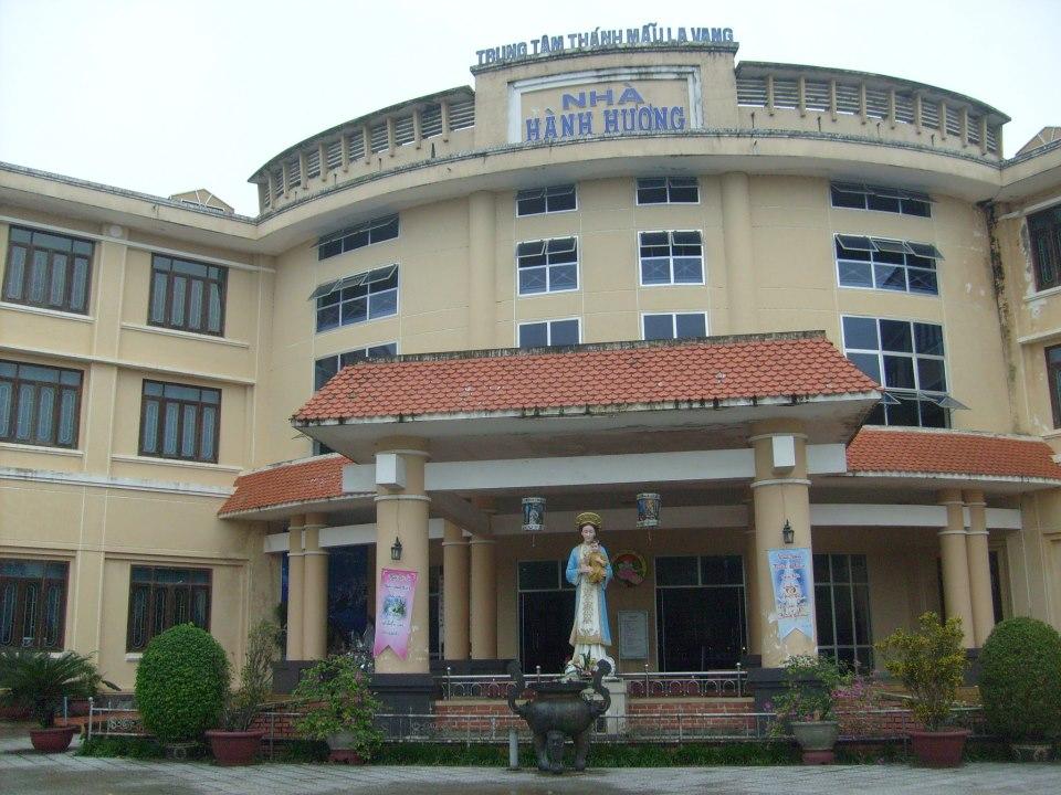 Dâng mẹ La Vang