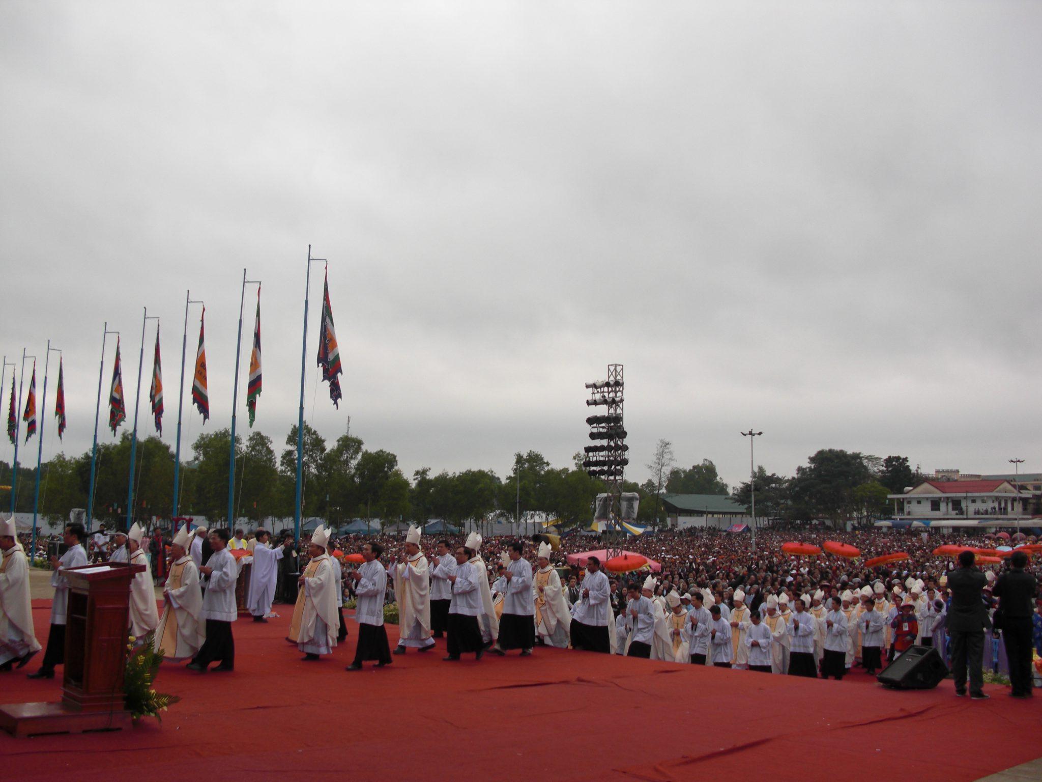 Nhật ký chuyến hành hương đến thánh địa La Vang