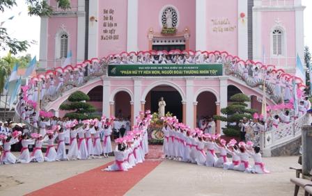 Trung tâm Hành hương Đức Mẹ Trà Kiệu – Giáo Phận Đà Nẵng
