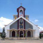 hành hương Mẹ La Vang - nhà thờ công giáo Hội An