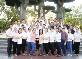 SVCG Huế - Đà Nẵng tham dự linh thao tại TTHH Mẹ La Vang