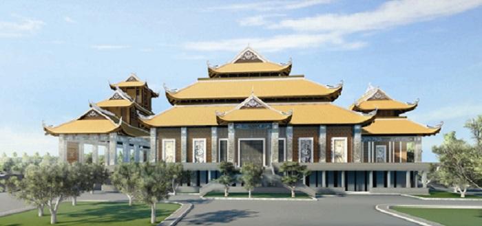 Văn hóa đình làng trong kiến trúc Vương Cung Thánh Đường Mẹ La Vang
