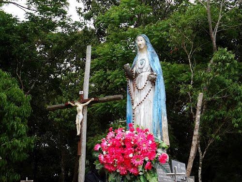 Thông báo: Hành hương Đức Mẹ Măng Đen 15.9.2014