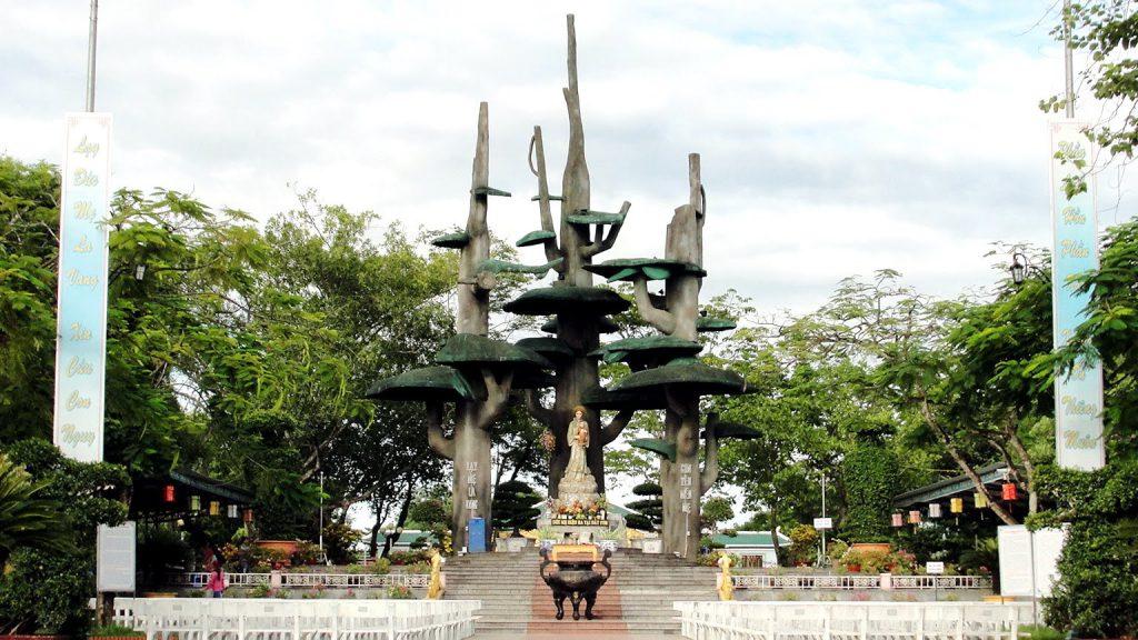 TGP Sài Gòn: Thư kêu gọi đóng góp xây dựng Vương Cung Thánh Đường Đức Mẹ La Vang