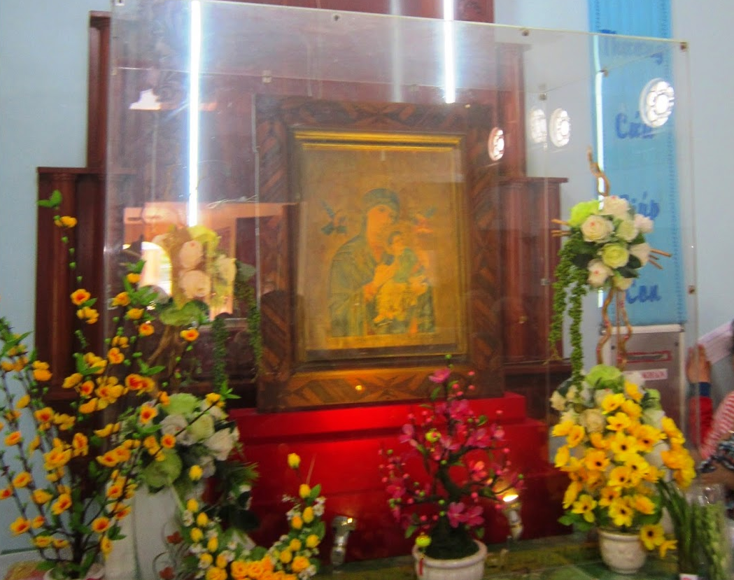 Thông báo: Ngày hành Hương Đức Mẹ La Mã – Bến Tre (5.5.2015)