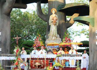 Thánh lễ Vọng La Vang